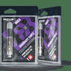 Buy D8 HI | Grandaddy Purple Vape Cartridge
