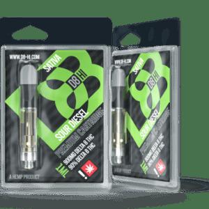 Buy D8 HI | Sour Diesel Vape Cartridge