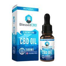 Buy 500mg CBD Oil Drops