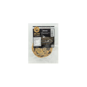 3Chi Delta 8 THC UK Chocolate Chip Cookie 50mg
