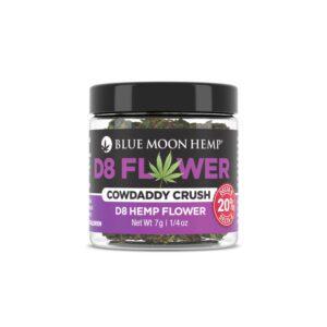 Cowdaddy Crush Hemp Delta 8 THC Flower UK