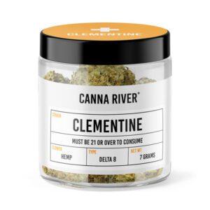 Clementine Delta 8 THC UK Flower