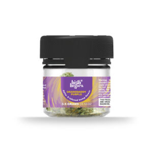 Granddaddy Purple Delta 8 THC Flower UK