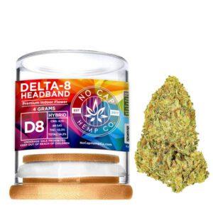 Headband Delta 8 THC Flower UK